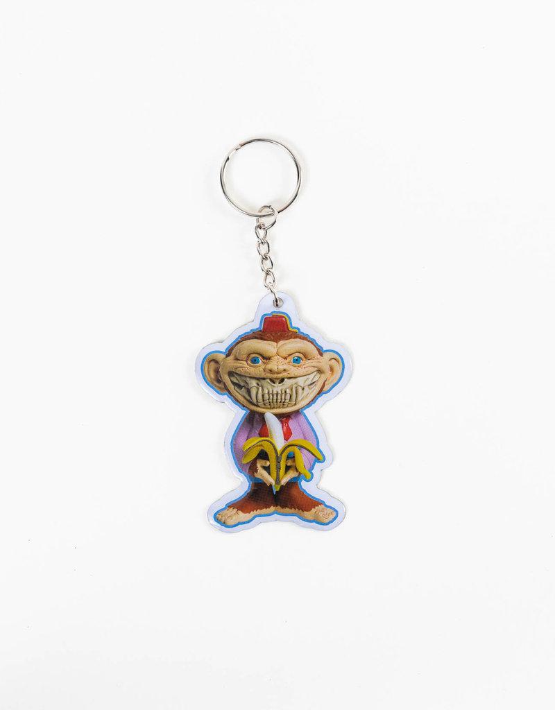 Ron English Ron English Monkey Shiner Keychain