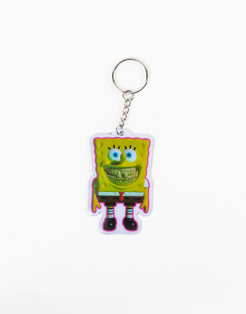 Ron English Ron English Spongebob Keychain