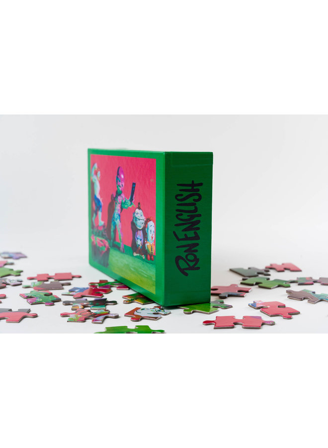 Ron English Puzzle