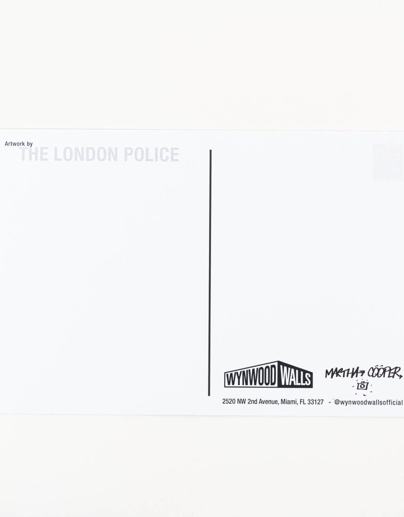 Martha Cooper The London Police (2015)