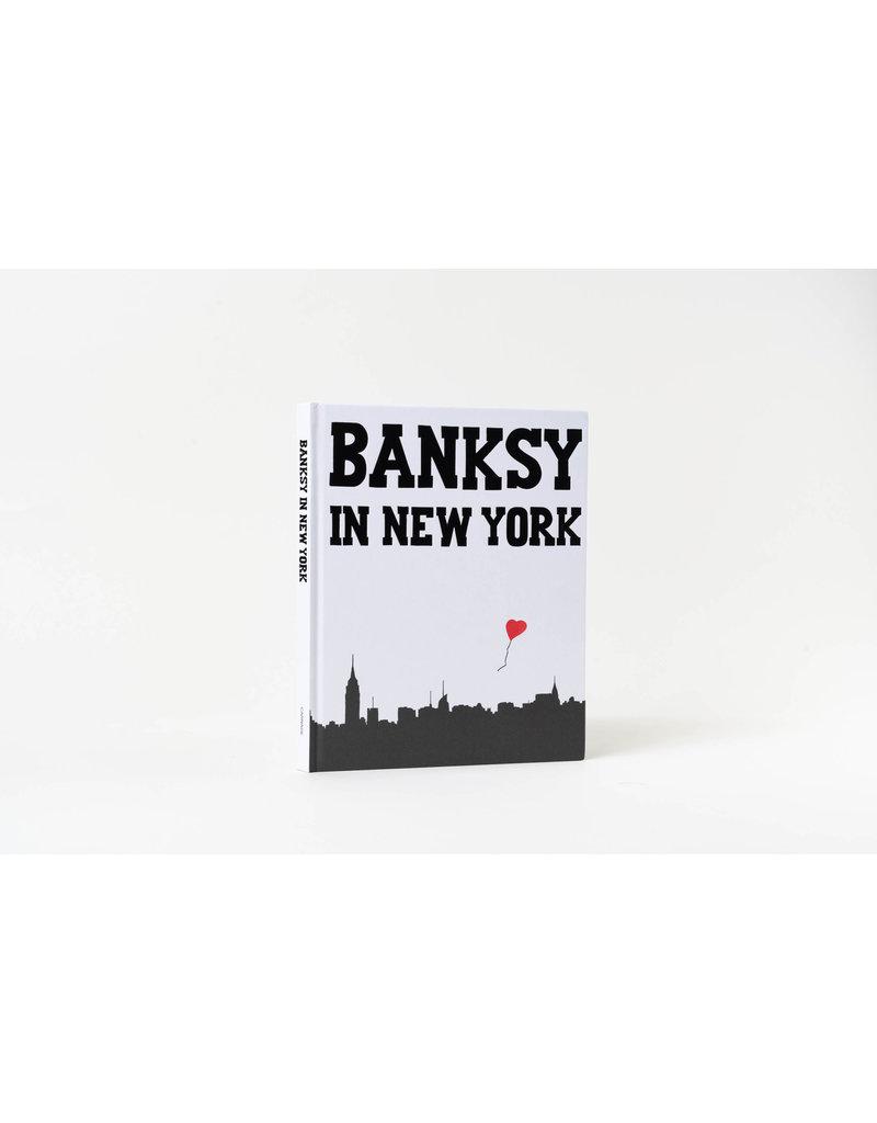 Ray Mock Banksy In New York