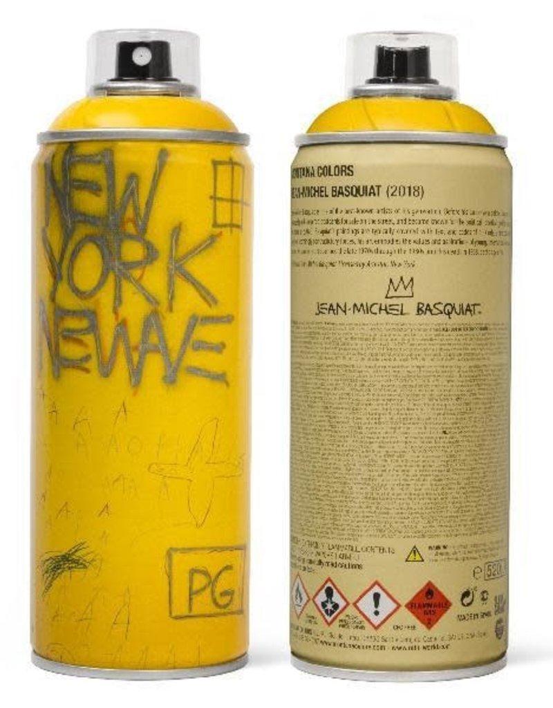 Jean-Michel Basquiat Limited Edition Basquiat El Dorado Spray Can