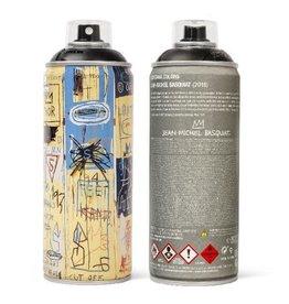 Jean-Michel Basquiat Limited Edition Basquiat Matte Black Spray Can