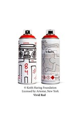 Limited Edition Keith Haring Vivid Red Spray Can