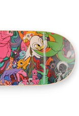 "Ron English Ron English ""Delusionville Manifesto"" Skate Deck"