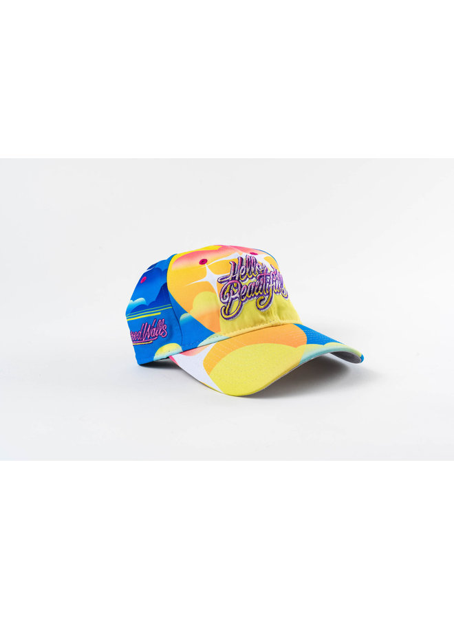 "Queen Andrea ""Hello Beautiful"" 10th Year Anniversary 9TWENTY cap"