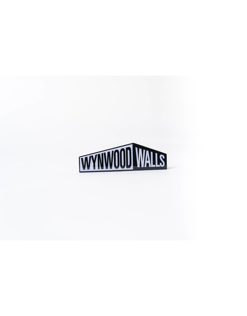 Wynwood Walls Wynwood Walls Enamel Magnet