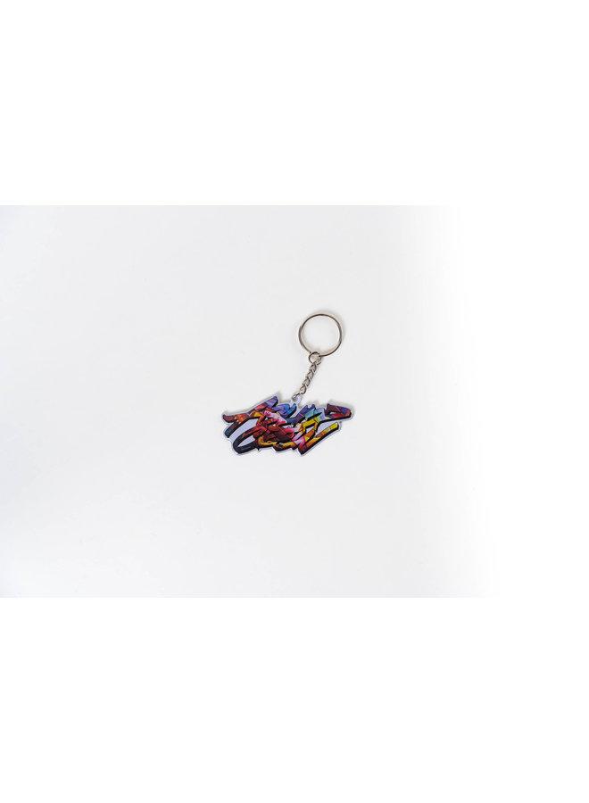 ASHOP Tag Keychain