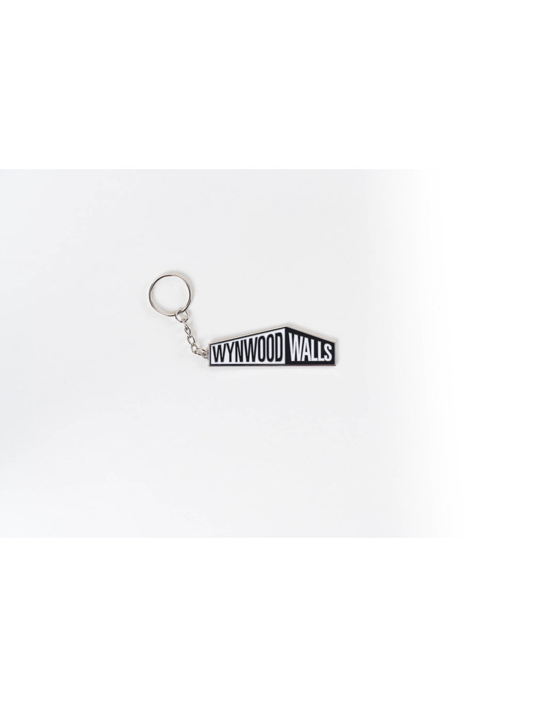 Wynwood Walls Wynwood Walls Logo Keychain