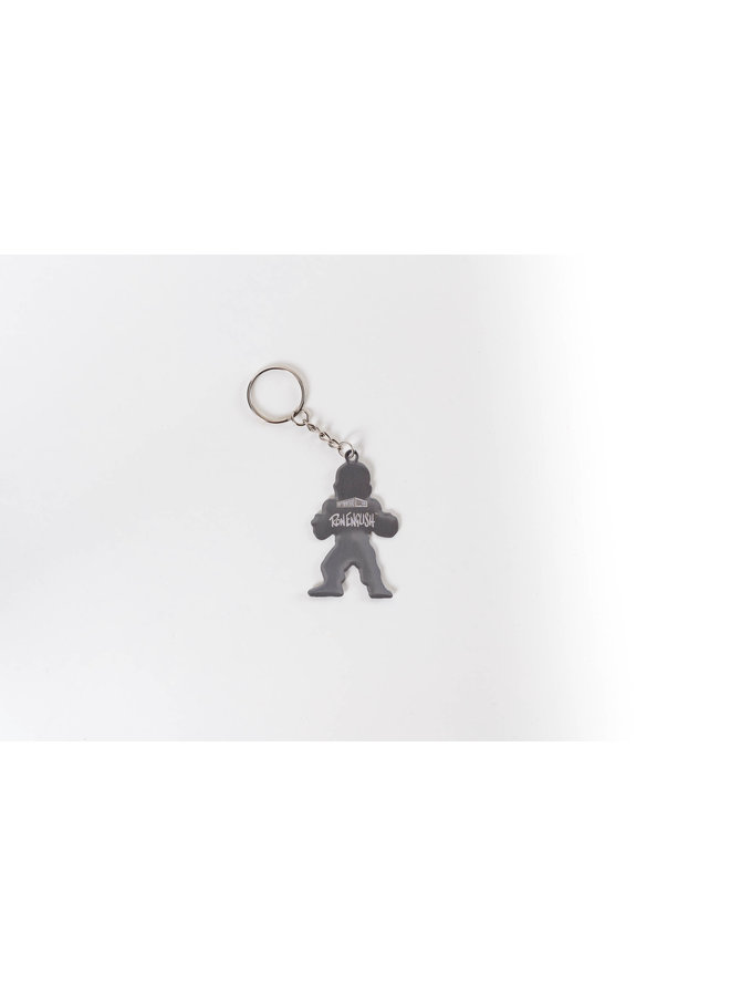 Ron English Temper Tot Keychain