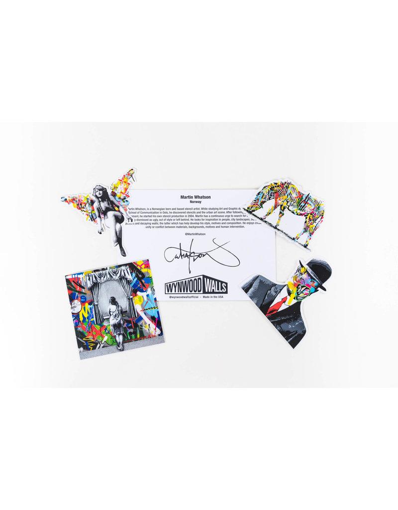 Martin Whatson Martin Whatson Sticker Pack