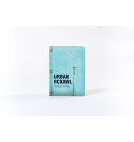 Urban Scrawl Notebook: Pocket Edition