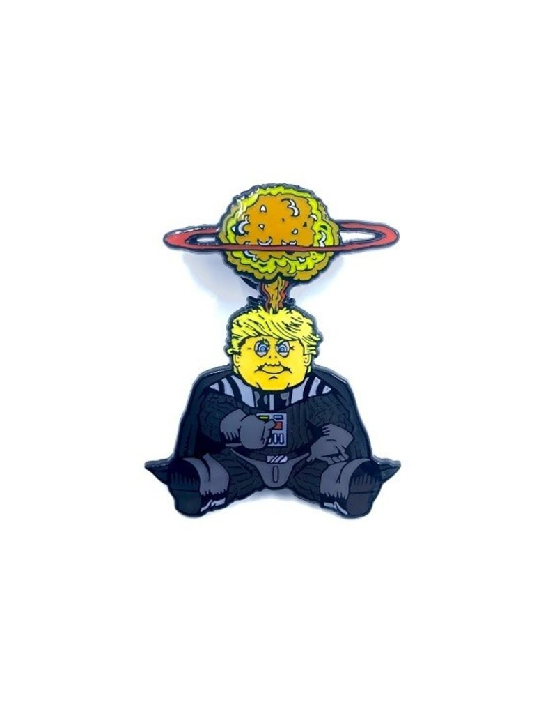 Space Force Donald Pin