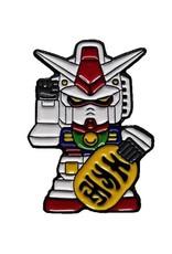 TT Together Lucky Gundam Pin