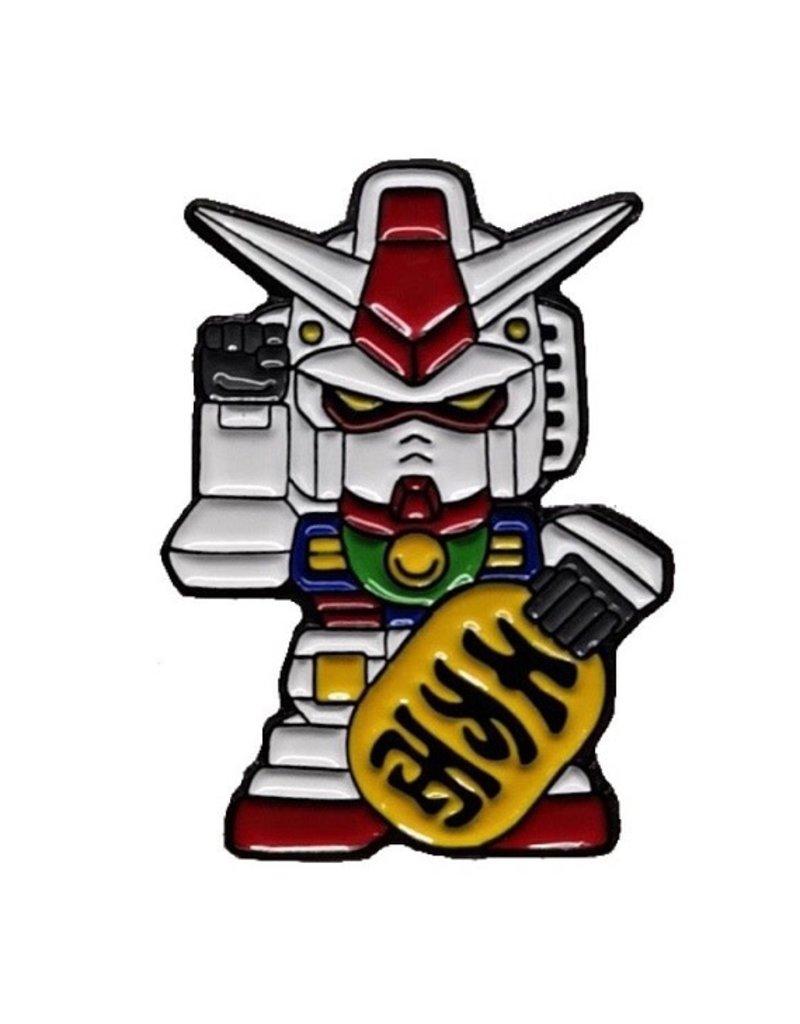 Lucky Gundam Pin