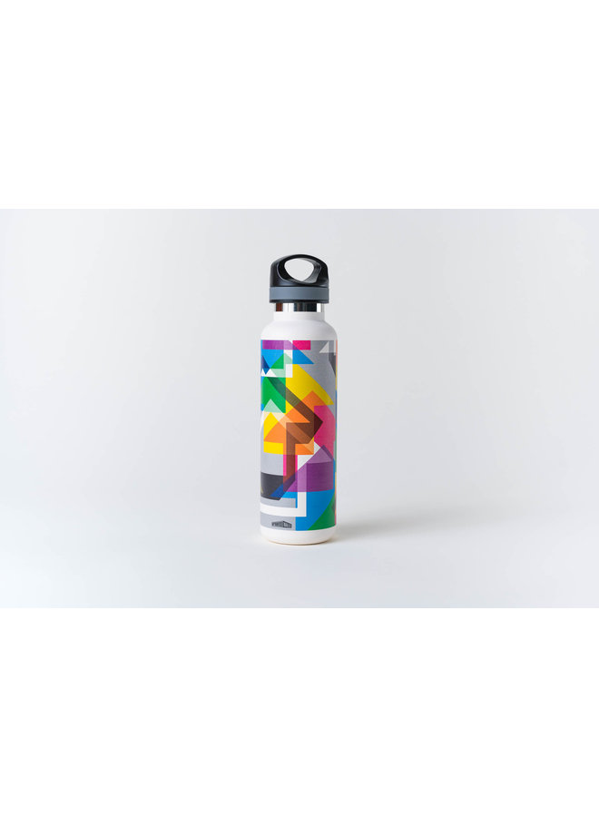 "Tavar Zawacki ""Incognito"" Water Bottle"