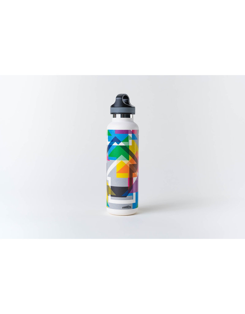 "Tavar Zawacki ""Incognito"" Water Bottle"
