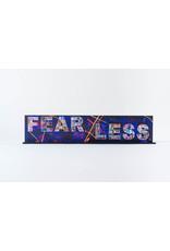 "Peter Tunney Peter Tunney ""FEARLESS"" Acrylic Billboard"