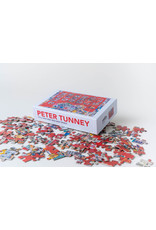 """Peter Tunney """"It's a Mad Mad Mad Mad World"""" Puzzle"""