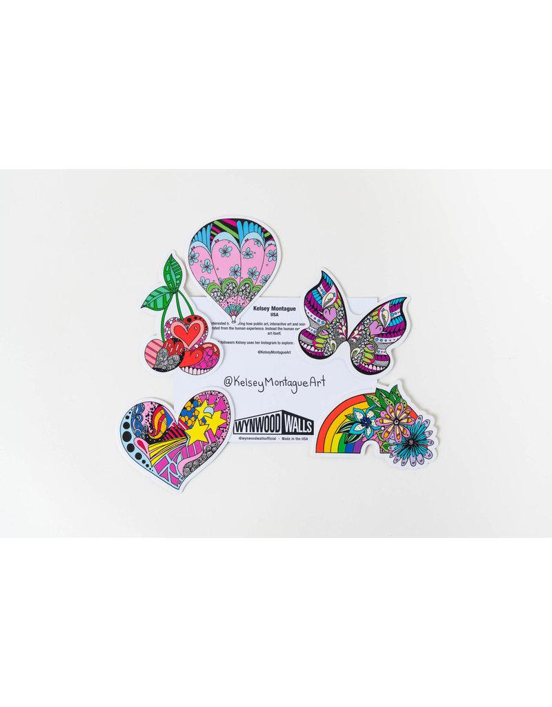 Kelsey Montague Kelsey Montague Sticker Pack