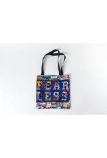 "Peter Tunney ""Fear Less, Love More"" Tote"