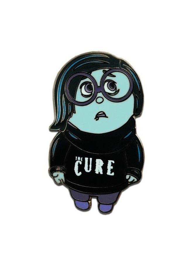Sadness Pin