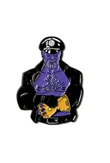 Leather Daddy Pin