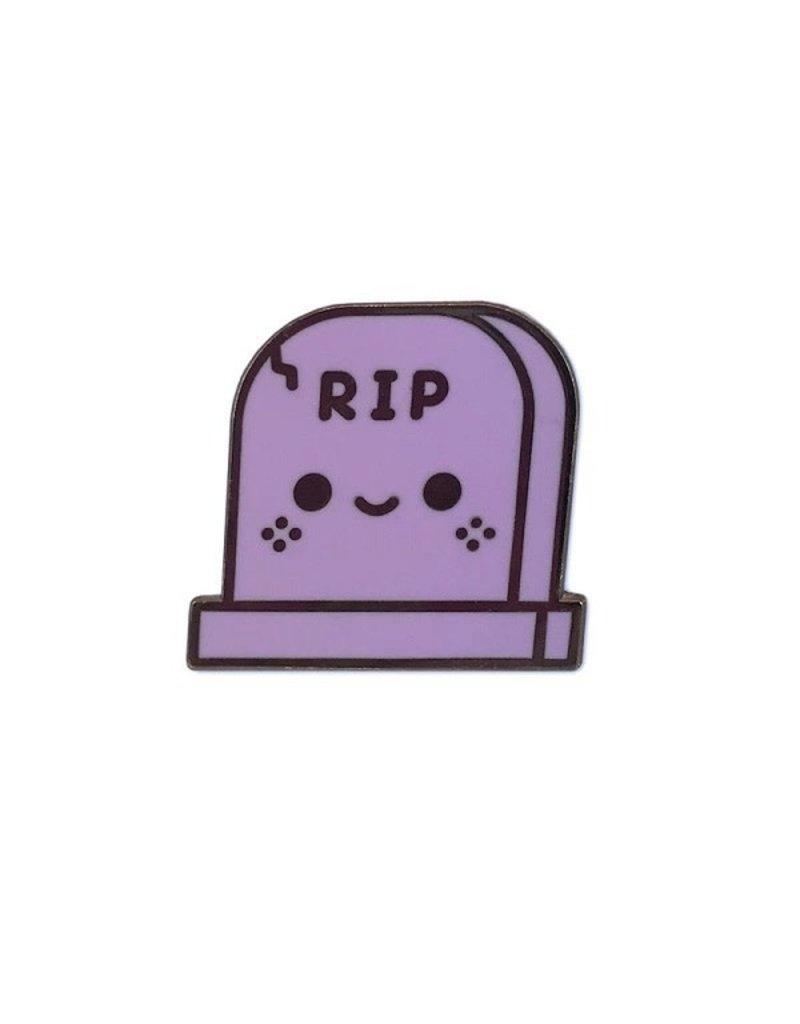RIP Enamel Pin
