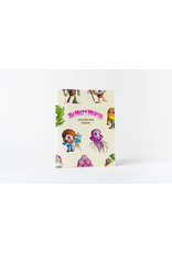 Stay Melty Coloring Book by Buff Monster