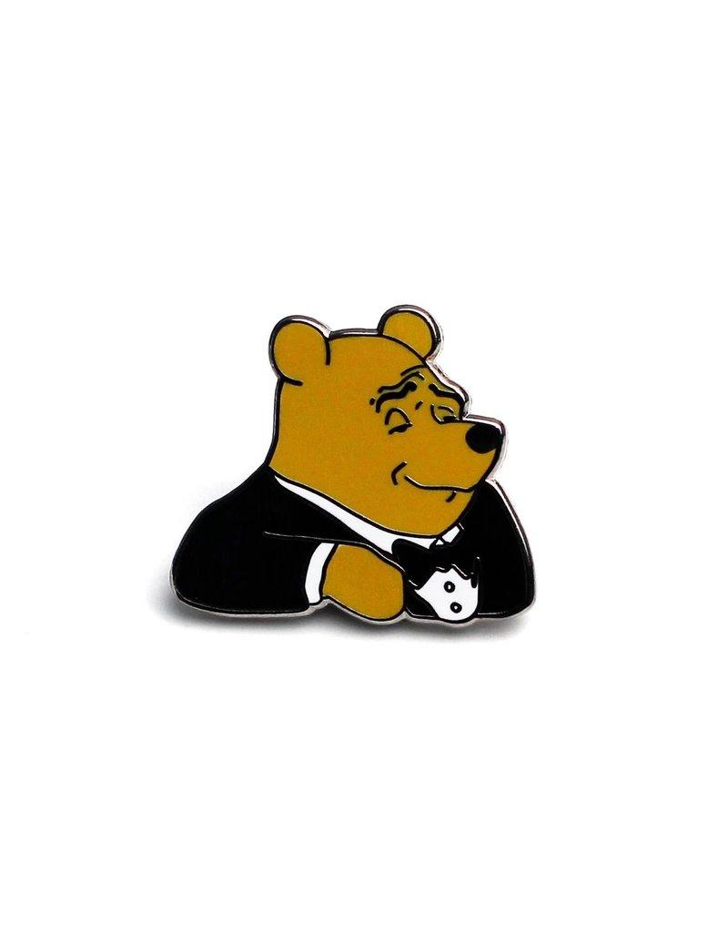 Fancy Bear Pin