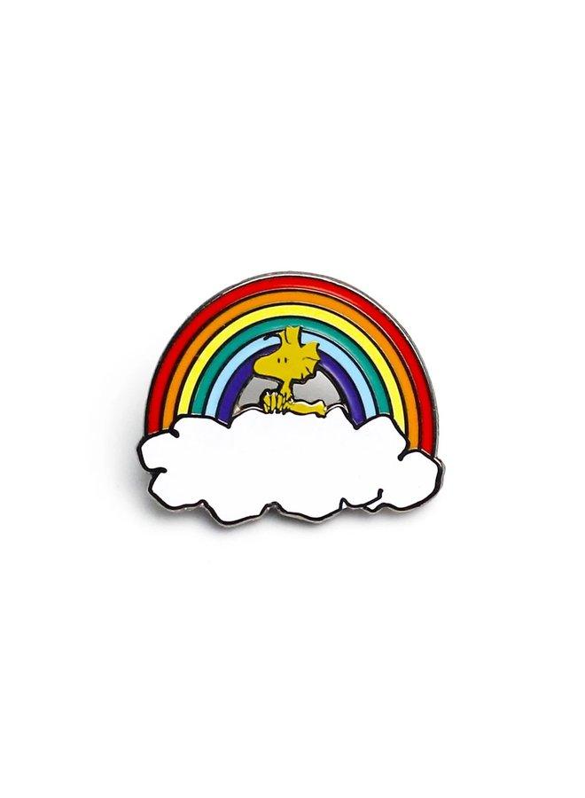Peanuts - Woodstock Rainbow Pin