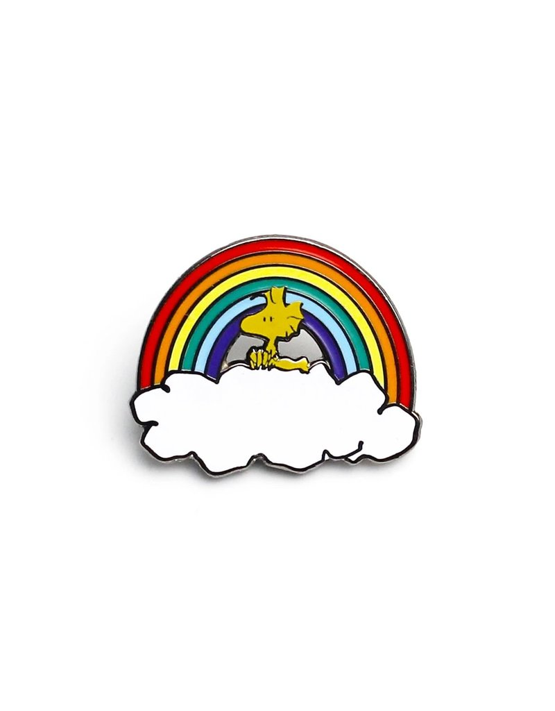 Peanuts - Woodstock Rainbow Pin