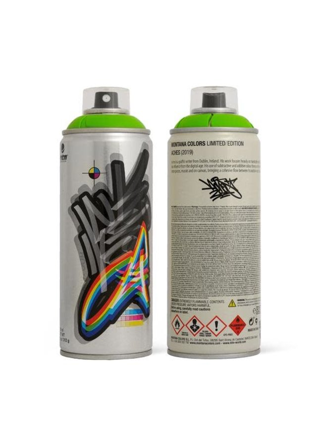 Limited Edition ACHES Spray Can