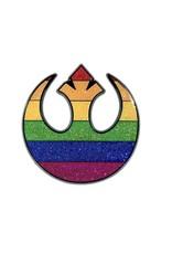 Rebel Pride Pin