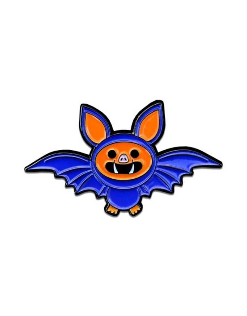 Spooky Batty the Bat Pin