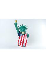 Ron English Liberty Grin Figure