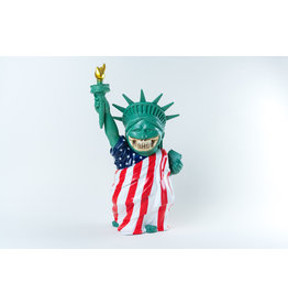 Ron English Liberty Grin Figure