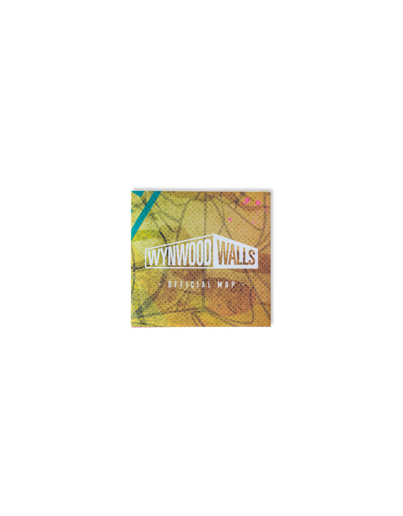 Wynwood Walls Official Map