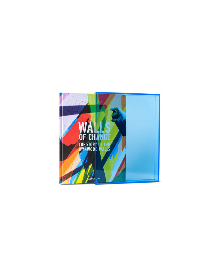 Walls of Change: The Story of the Wynwood Walls - Special Plexi Edition