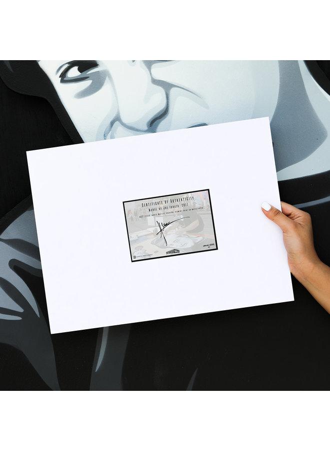 JOE IURATO Matted Print