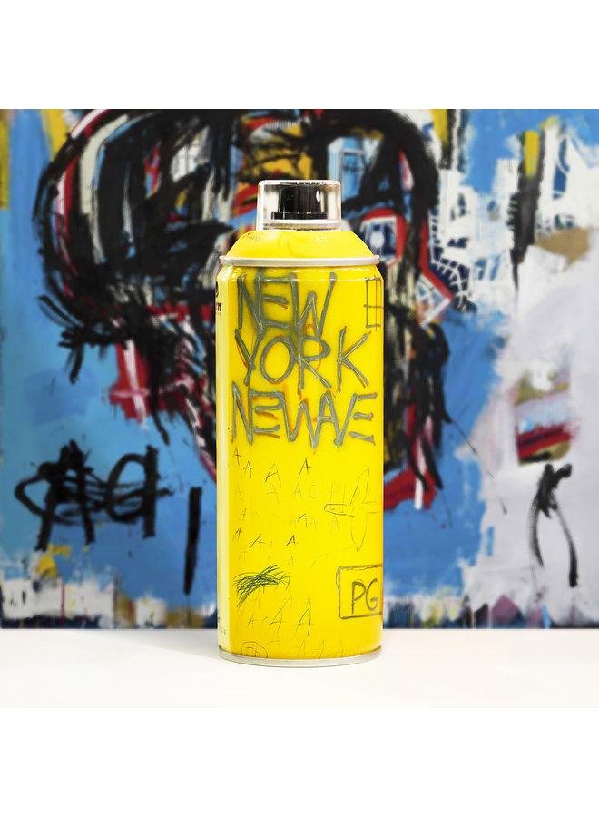 Limited Edition Basquiat El Dorado Spray Can