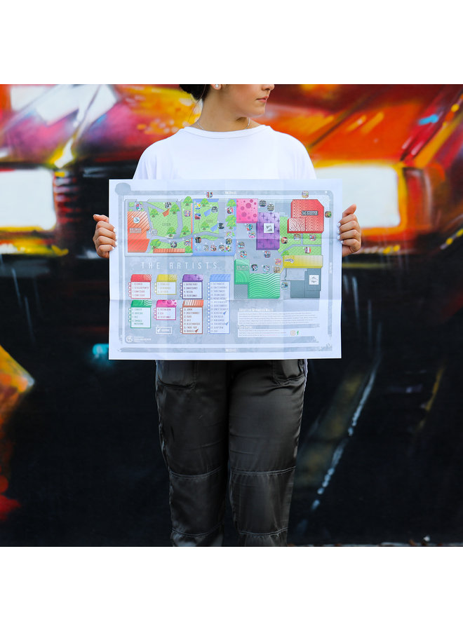 Wynwood Walls Official Map