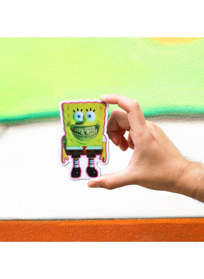 Ron English Spongebob Magnet