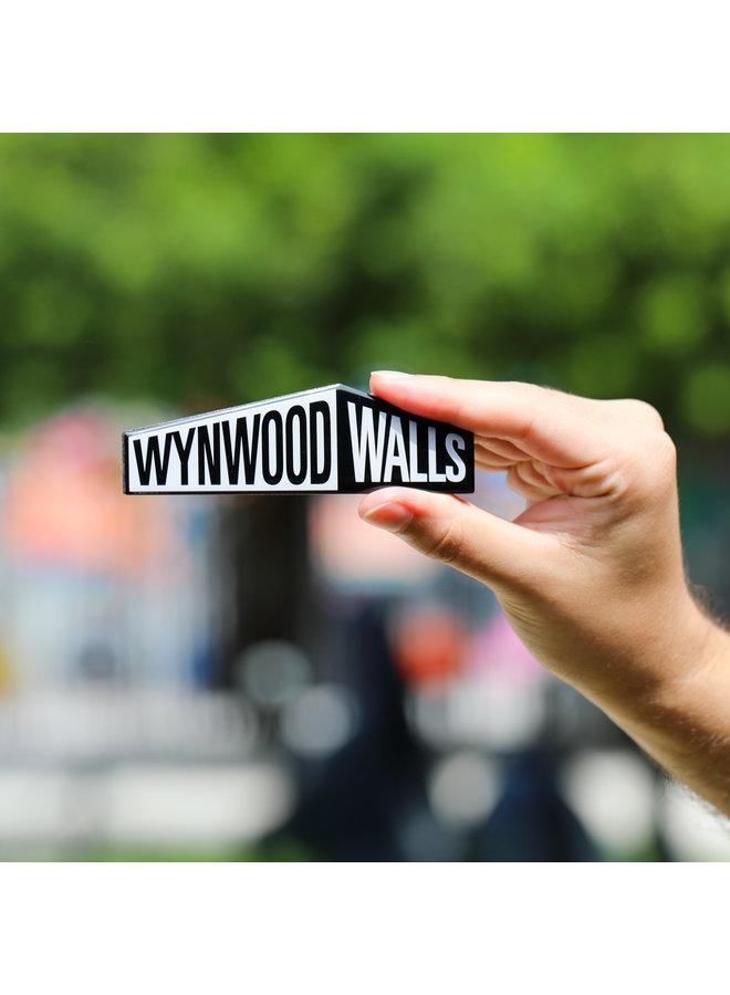 Wynwood Walls Enamel Magnet