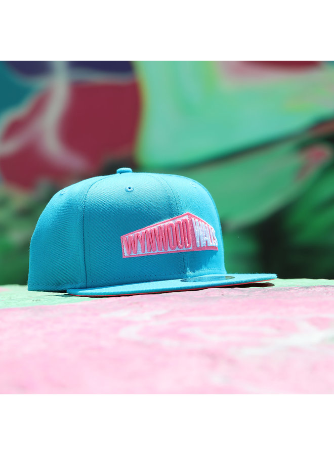 New Era x Wynwood Walls 9FIFTY snapback
