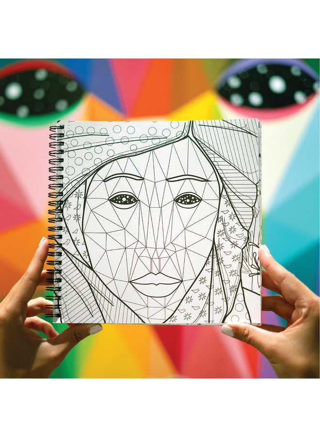 The Wynwood Coloring Book (Second Edition)