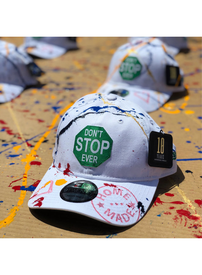 Limited Edition Peter Tunney 10th Year Anniversary x Wynwood Walls Cap