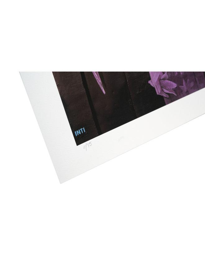 Inti x Wynwood Walls 10th Year Commemoration Print