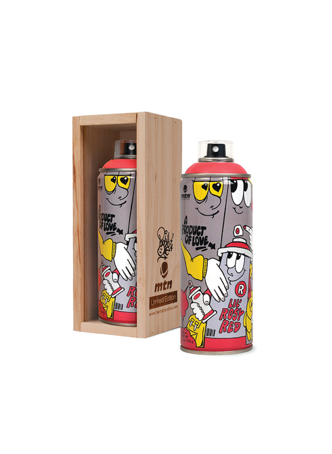 MTN Limited Edition RosyOne