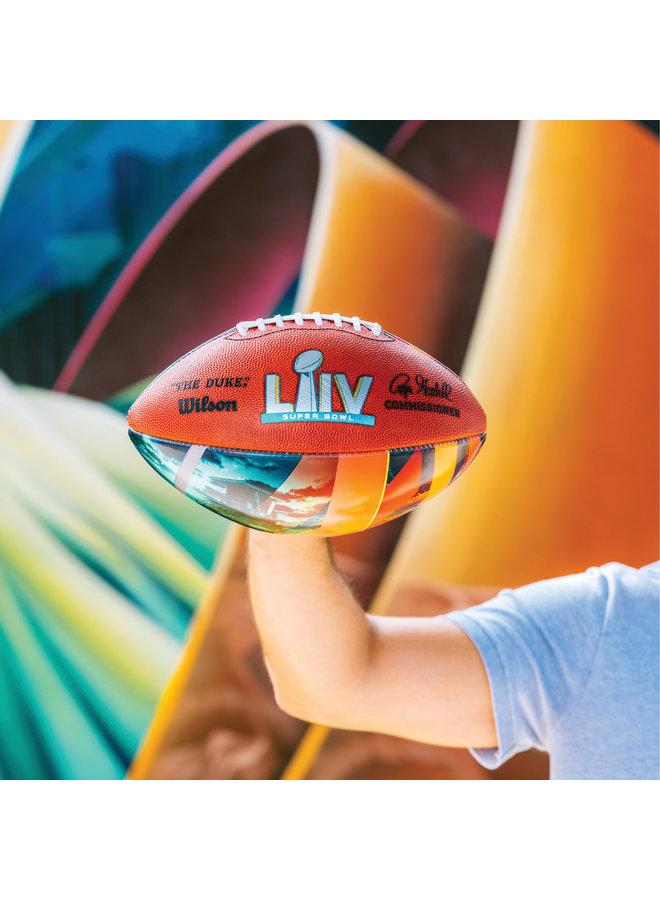 Wynwood x Wilson SBLIV Football by Fluke